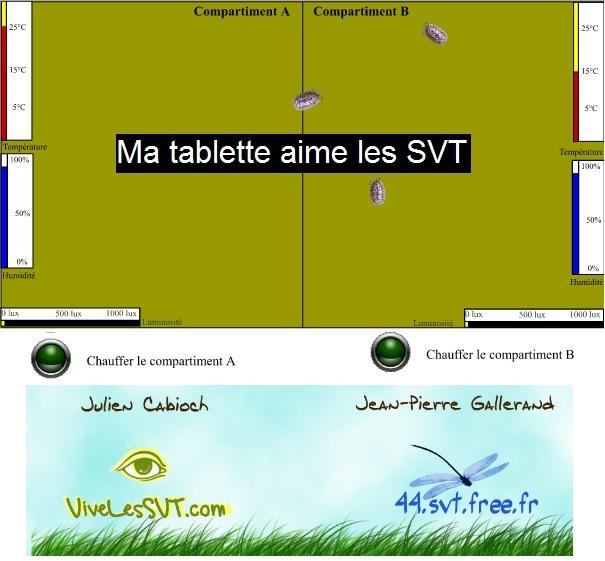 Logiciel Clorporte Ma tablette aime les SVT