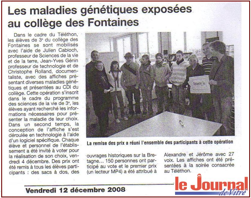 article-journal-vitre-telethon