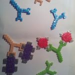 Maquettes anticorps antigène SVT complexe immun réaction immunitaire (12)