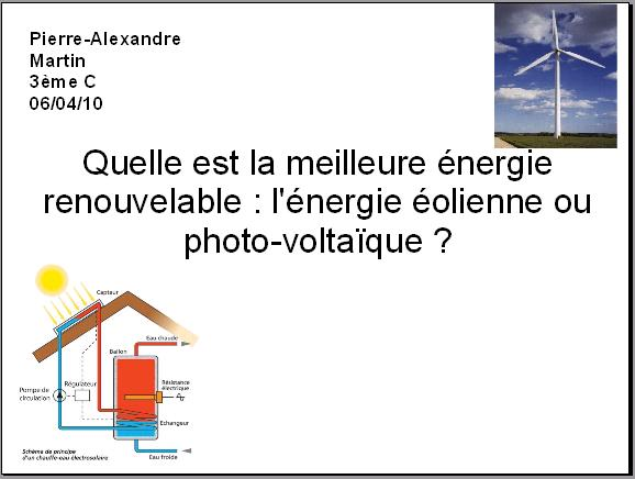 energie-renouvelable