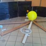 Modélisation du système solaire SVT 2nde (10)