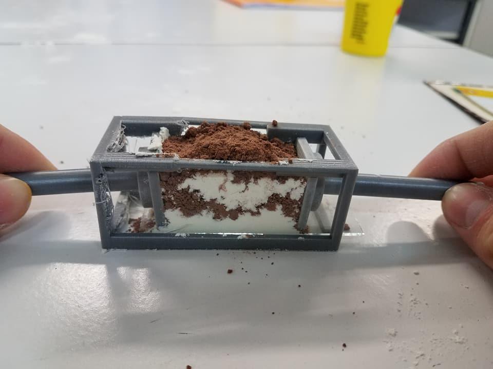 Imprimante 3D SVT tectonique des plaques collision (2)