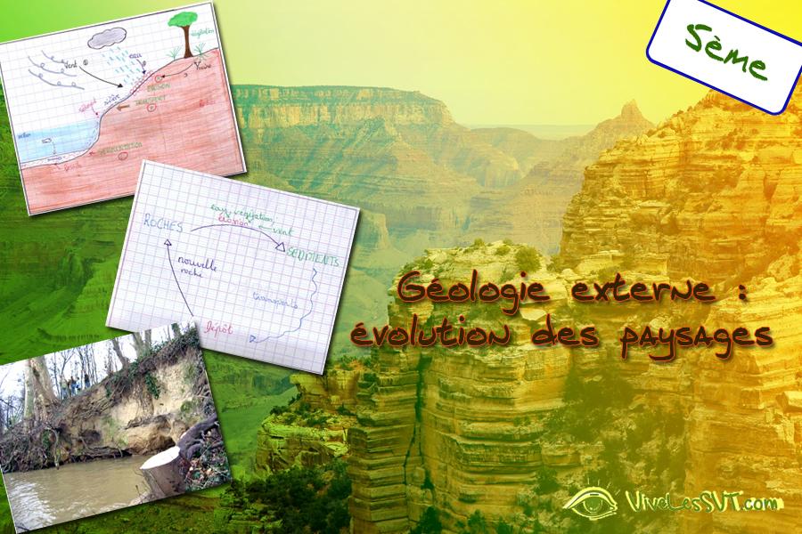 Géologie en 5ème