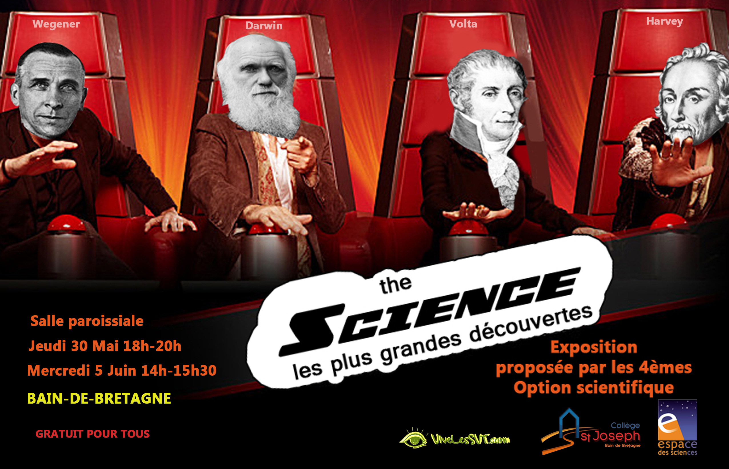 Exposition scientifique 2013