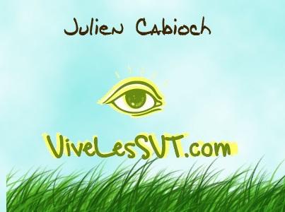 Julien Cabioch Vive les SVT