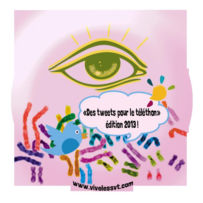 Téléthon 2013 - VivelesSVT   les 3èmes se mobilisent