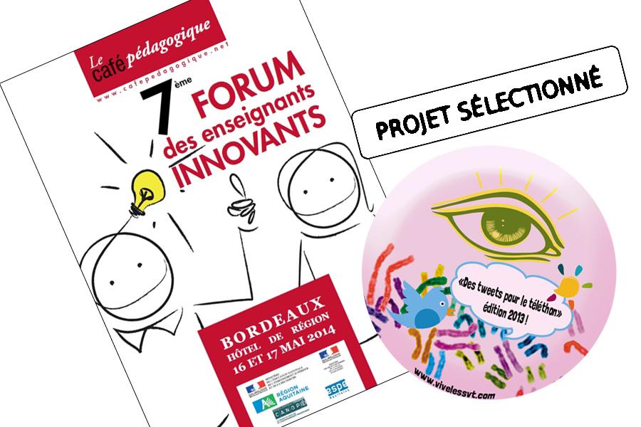forum enseignant innovant