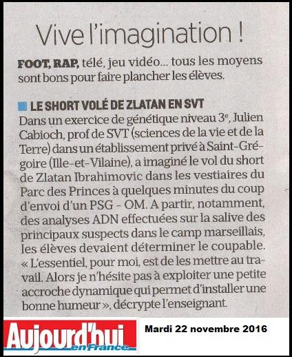 article-la-parisien-aujourdhui-en-france-julien-cabioch-svt