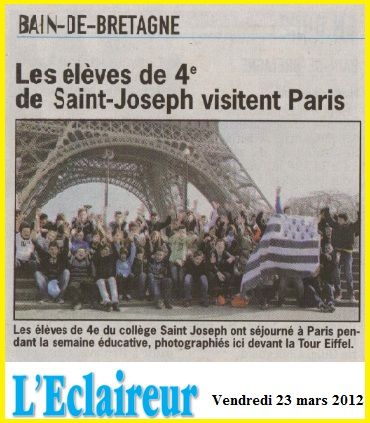 article leclaireur paris