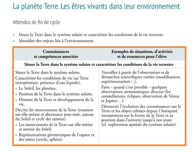 la-planète-terre-les-êtres-vivants-environnement-cycle-3-sciences