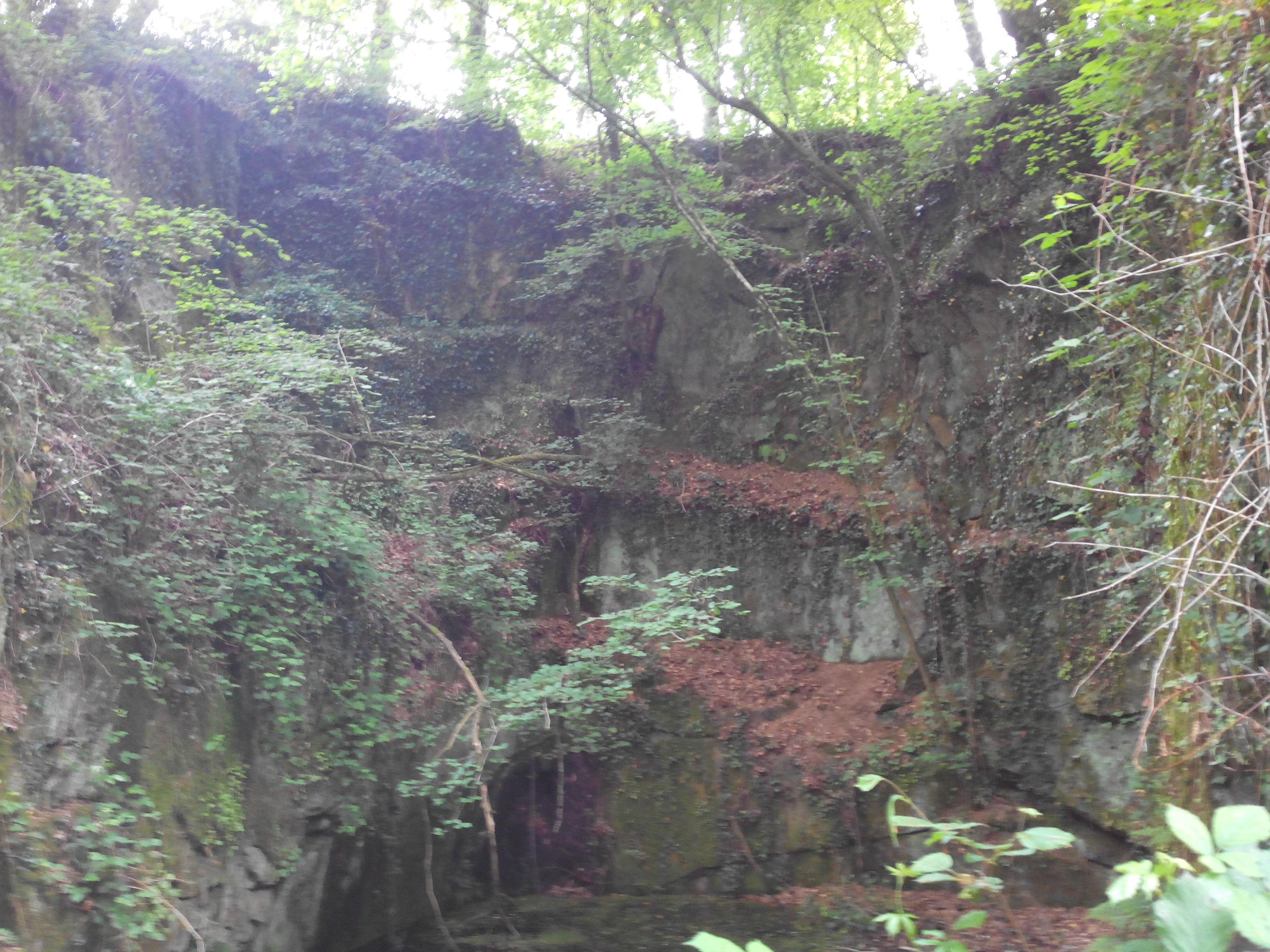 Sortie Géologique Mézières-sur-Couesnon Ille et Vilaine érosion sédimentation (15)