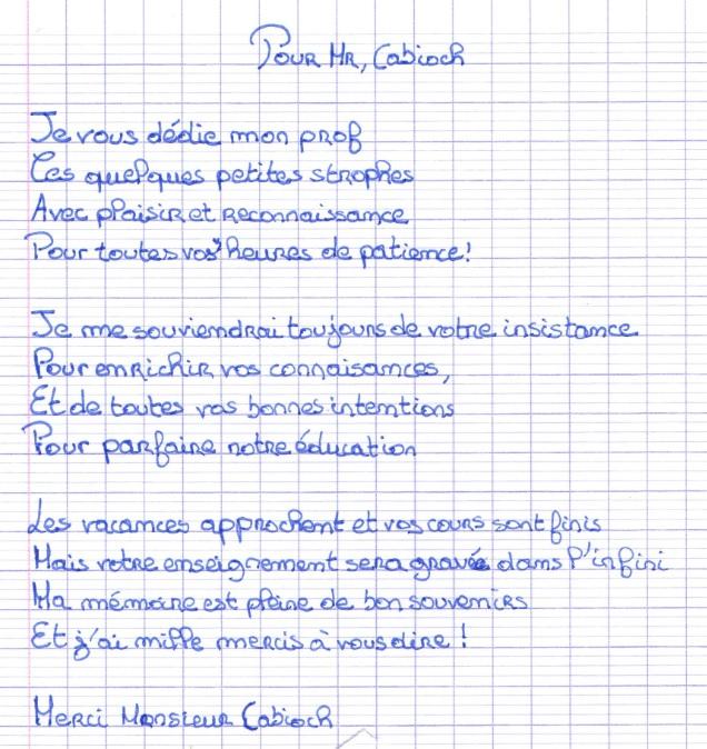 un an de SVT collège Assomption Rennes classe de 5ème (1) - Copie