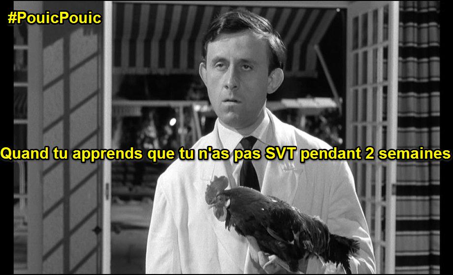 Louis de Funès aime les SVT (2)