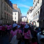 Marche contre le cancer du sein Rennes Columbia (3)