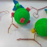 Maquettes anticorps antigène SVT complexe immun réaction immunitaire (3)