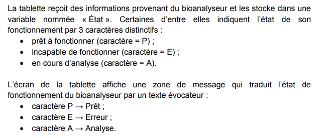 Technonologie DNB Brevet des collèges 4