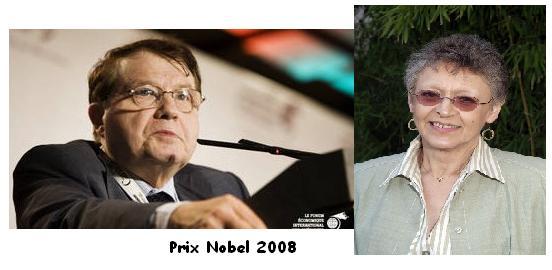 Deux Français remportent le PRIX NOBEL !