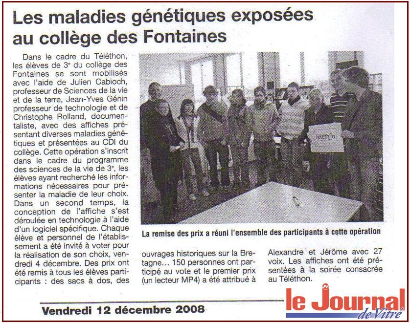 article-journal-vitre-telethon