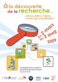 Un chercheur du CNRS rencontre les 4èmes