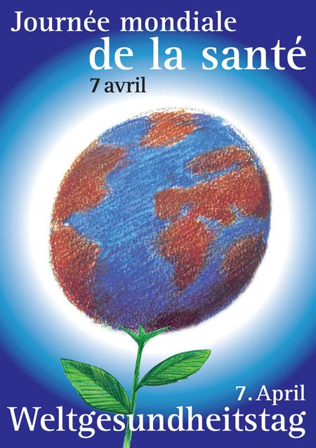 7 avril : journée mondiale de la santé