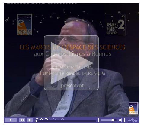 Ethique, valeurs, morale : Axel Kahn à Rennes