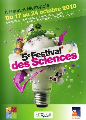 Festival des Sciences à Rennes