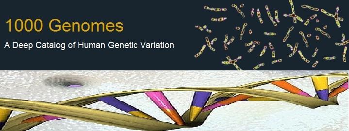 Qu'est ce que le 1000 Genomes Project ?