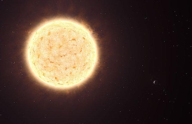 1ère exoplanète venant d'une autre galaxie que la nôtre