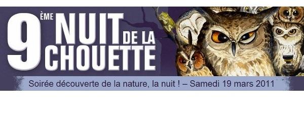 9ème Nuit de la Chouette