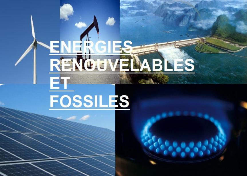 Energies renouvelables : géothermie et solaire