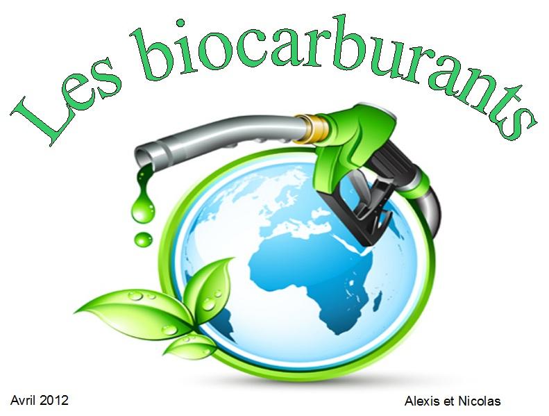 Que sont les biocarburants ?