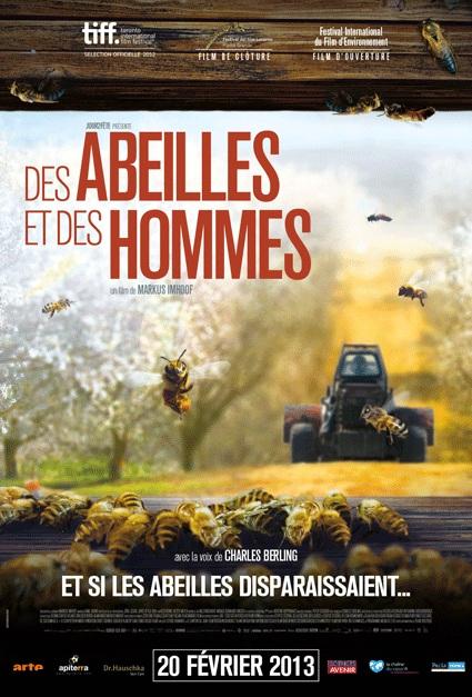 Documentaire «Des abeilles et des Hommes»