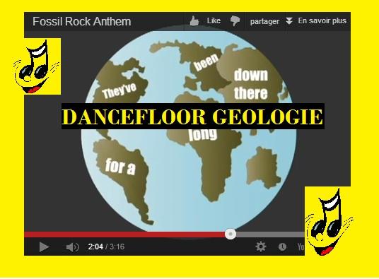 La géologie sur le dancefloor : Fossil Rock Anthem