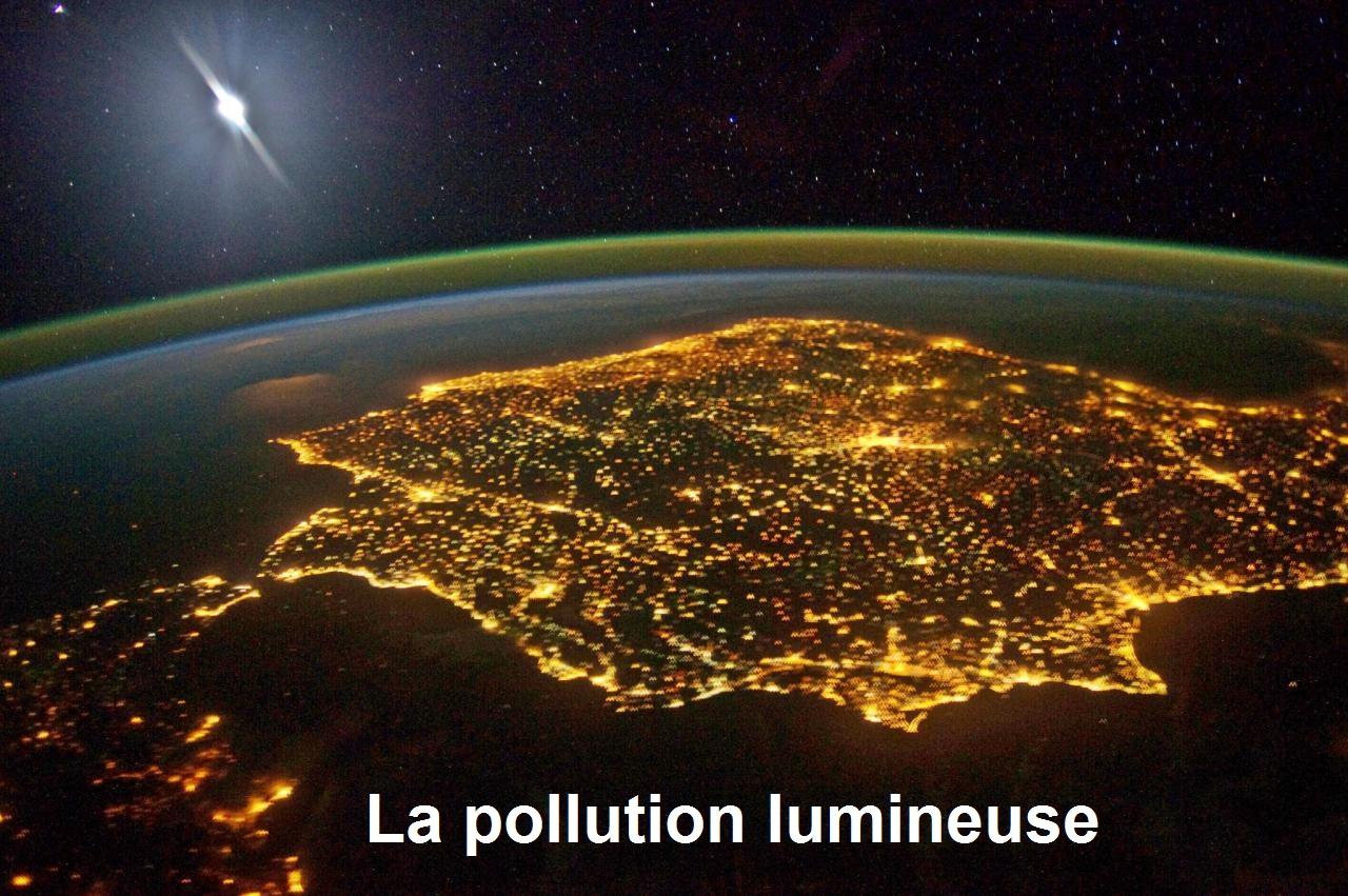 Pollution lumineuse: aveuglés par nos éclairages urbains