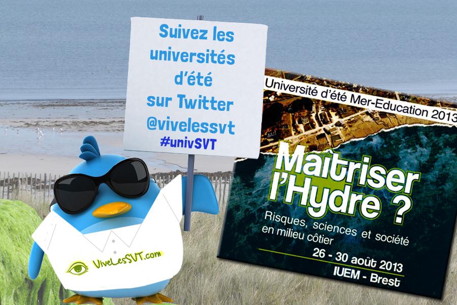 Université d'été en SVT – Mer-Education