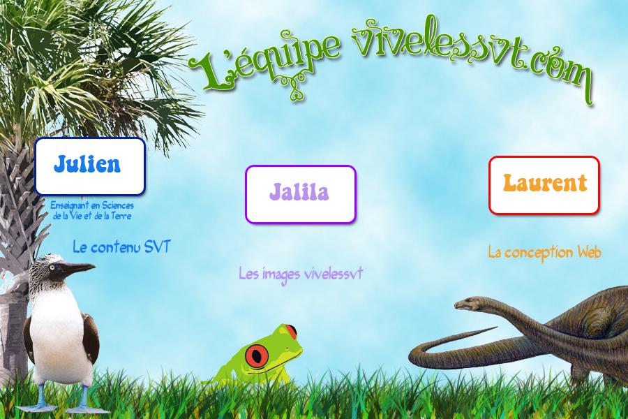 Equipe de VivelesSVT.com