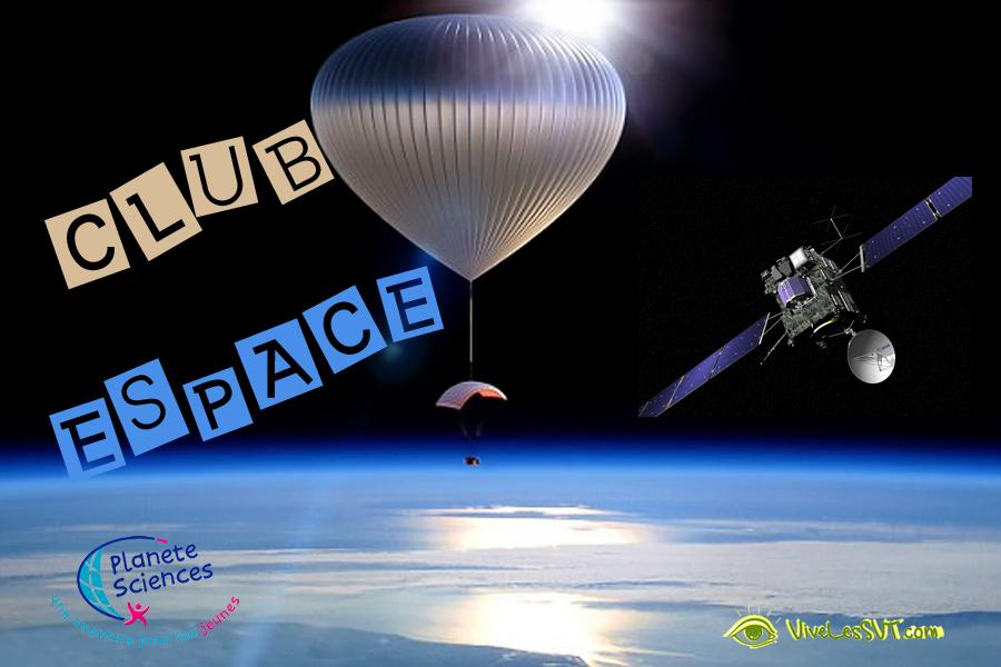 club espace vive les svt