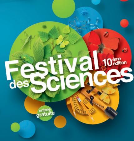festival des sciences de Rennes vive les SVT