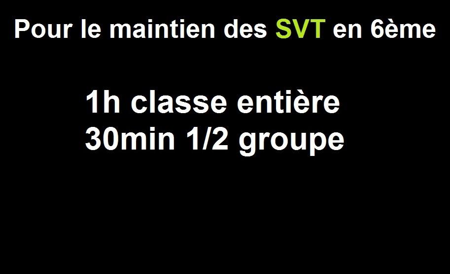 Sujets 2015 – Exposés SVT