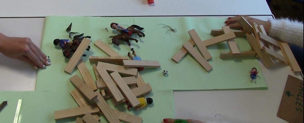 Les 4èmes découvrent les séismes en classe