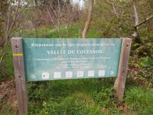 Sortie Géologique Mézières-sur-Couesnon Ille et Vilaine érosion sédimentation (21)