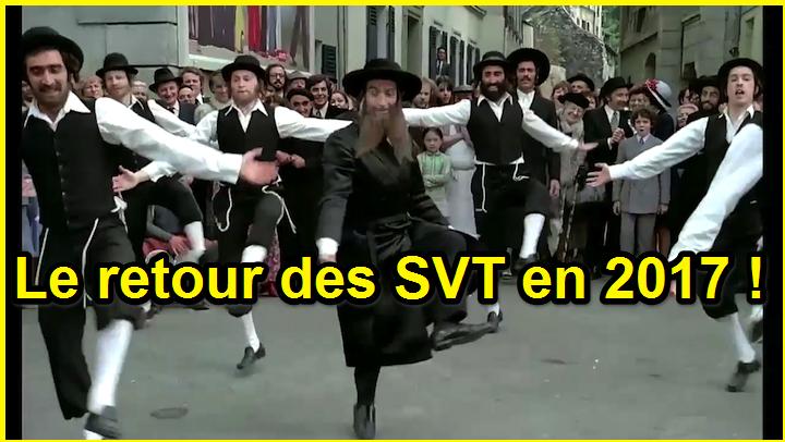 Louis de Funès aime les SVT !