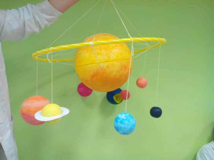La Terre dans le système solaire