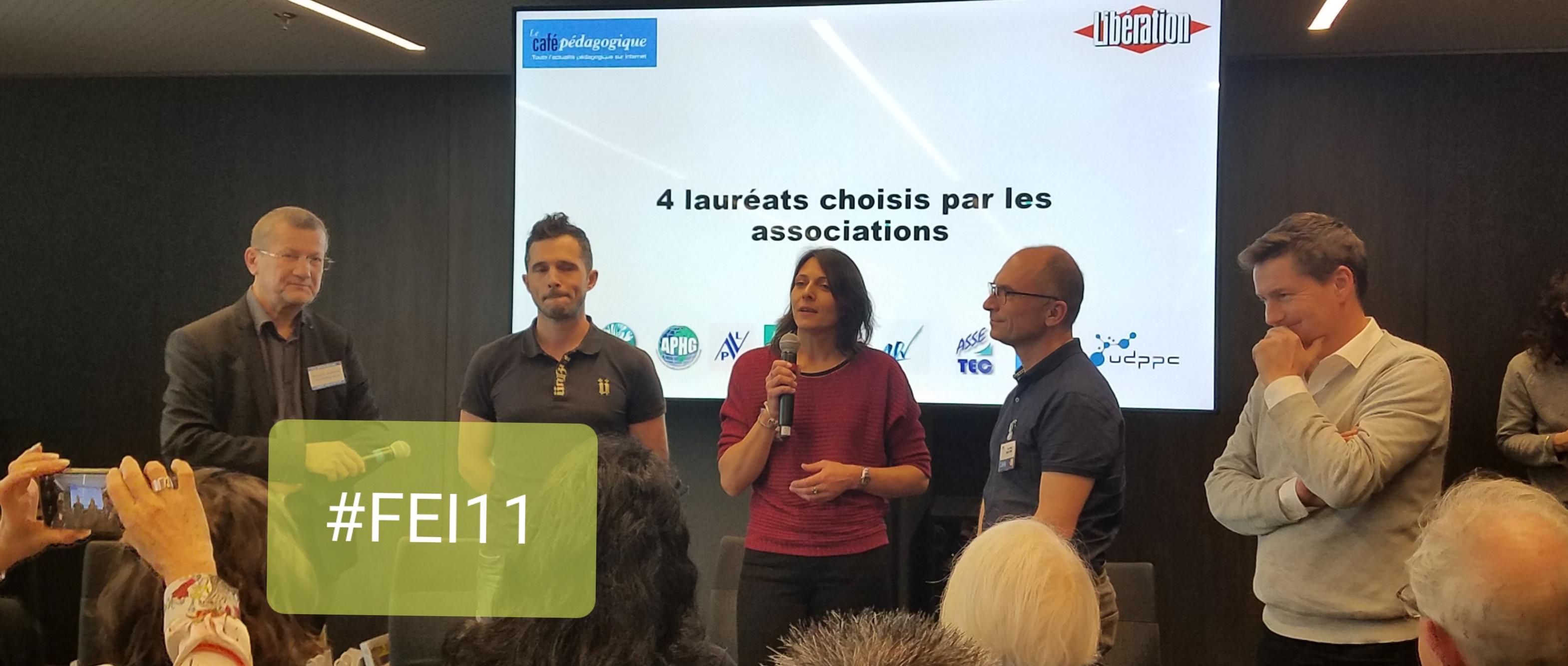 11ème Forum des Enseignants Innovants – Café pédagogique