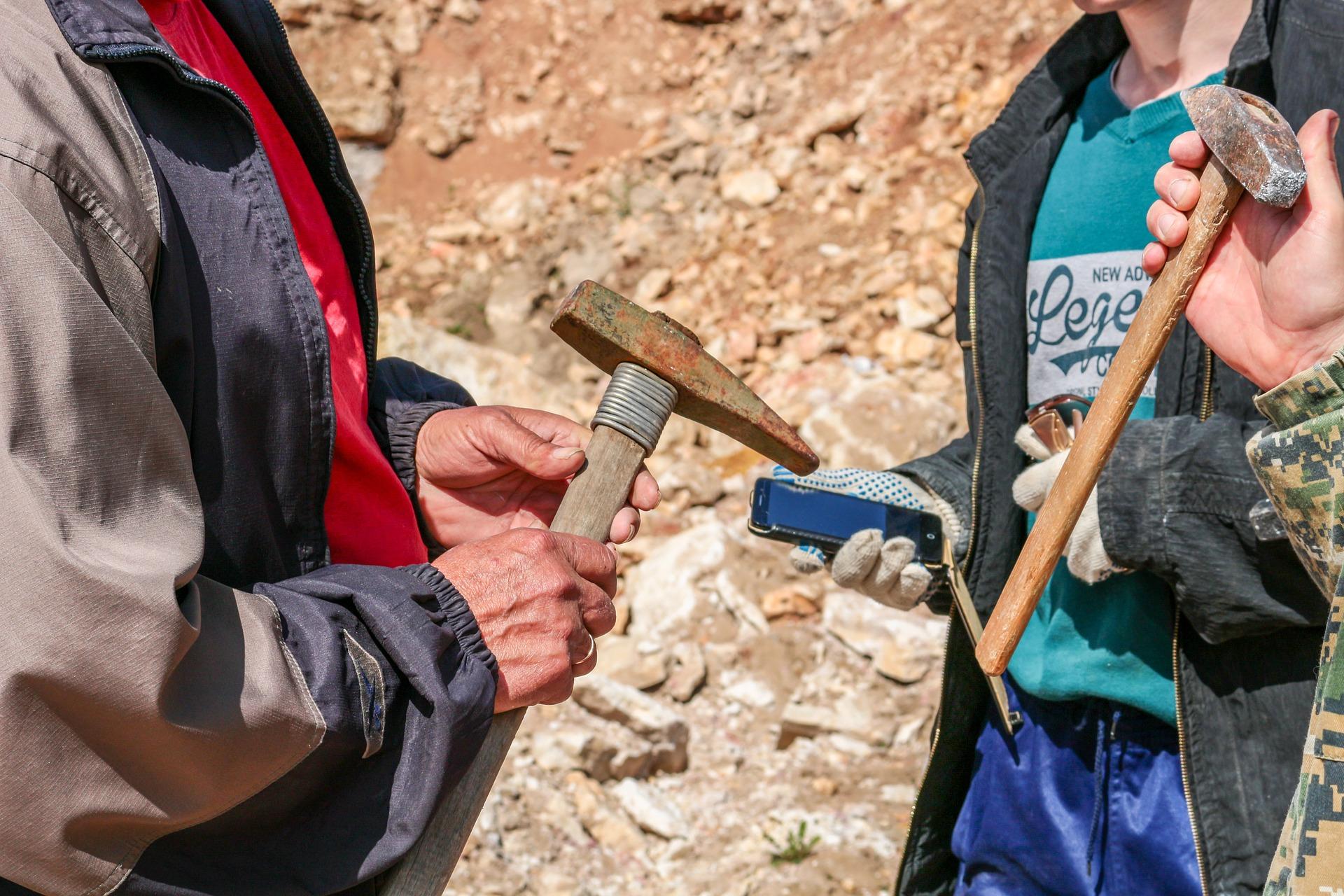 Les ressources du BRGM Service de géologie national