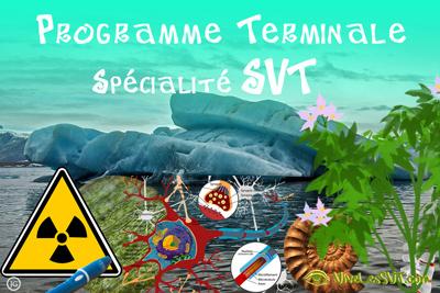 épreuve de spécialité en SVT